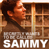 Samanthor: BSG: Sam -- Sammy