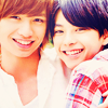 ミランダ (大丈夫): Kento and Shori: cuddles