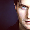 Richard Armitage - half face