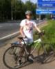 Сергей и велосипед