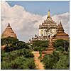 Burma. Bagan