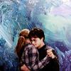 Harry + Hermione dance