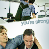 Laura: Neal Peter you're strong