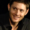 serendip50: dean sam heads on grass