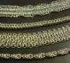 chailmail, хэндмейд, камни, кольчужное плетение, украшения