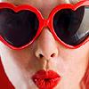 citadel icons, valentines heart sunnies