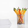 stock: pencils