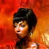 phoebe: star trek 》 uhura