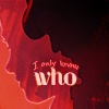 doctor who ☾ i never know why