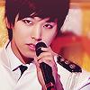 Sungmin's eyeliner!