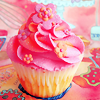 Jackie: Pink Cupcake