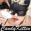 Kitten Holding Milk Martini