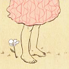 marchskies: window cat