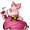 ожиревший пятачок