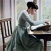 Catherine Writing