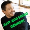 The Queen of Procrasti-nation: renner just add moar