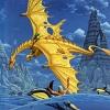 liadtbunny: Dragon & Dolphin