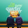 skyfall ↹ i'm your new quartermaster