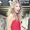 taylor - red