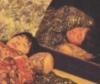 Yama sleeping