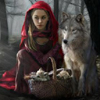 Animal Red Riding and Wolf