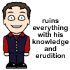 Arthur - erudition
