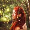 Pagan: Redheaded Forest Elf