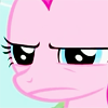 Pinkie Stare