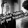 Sherlock Trousers