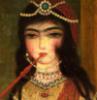 персиянка с кальяном