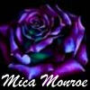 Mica A Purple Rose