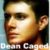 Dean Caged Close Up Face