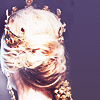 Crown on blonde queen