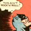 Bats ✥this ain't rock n roll!
