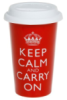 Merlin Pendragon: Keep calm and carry on