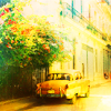 [stock:landscape] car in the street