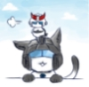 kitty!Jazz birdy!Prowl