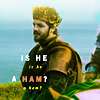 12feethigh: ❅got »renly »is he a ham?