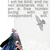 inkvoices: i am no bird