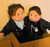 Beanie Jack and Ianto