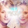 [ Meryl ] Then & Now