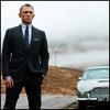 Destina: bond: james and car
