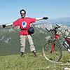 велосипед, Крым