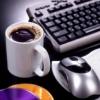 кофе и комп