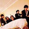 Viki: KAT-TUN × orgy on a bed