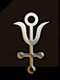 Gunnerkrigg Court, Gunnerkrigg Court (antimony symbol)