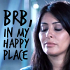 Primeval - Sarah happy place