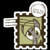 Derpy Stamp