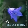 bluest thing, Sutcliff quote