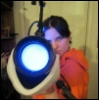 chell, portal, Cosplay, aperture, video game
